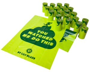 Are People Still Using Plastic Dog Poo Bags? Lily Blaze